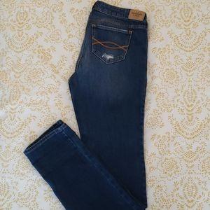 Abercrombie & Fitch Straight Leg Jean sz 6L